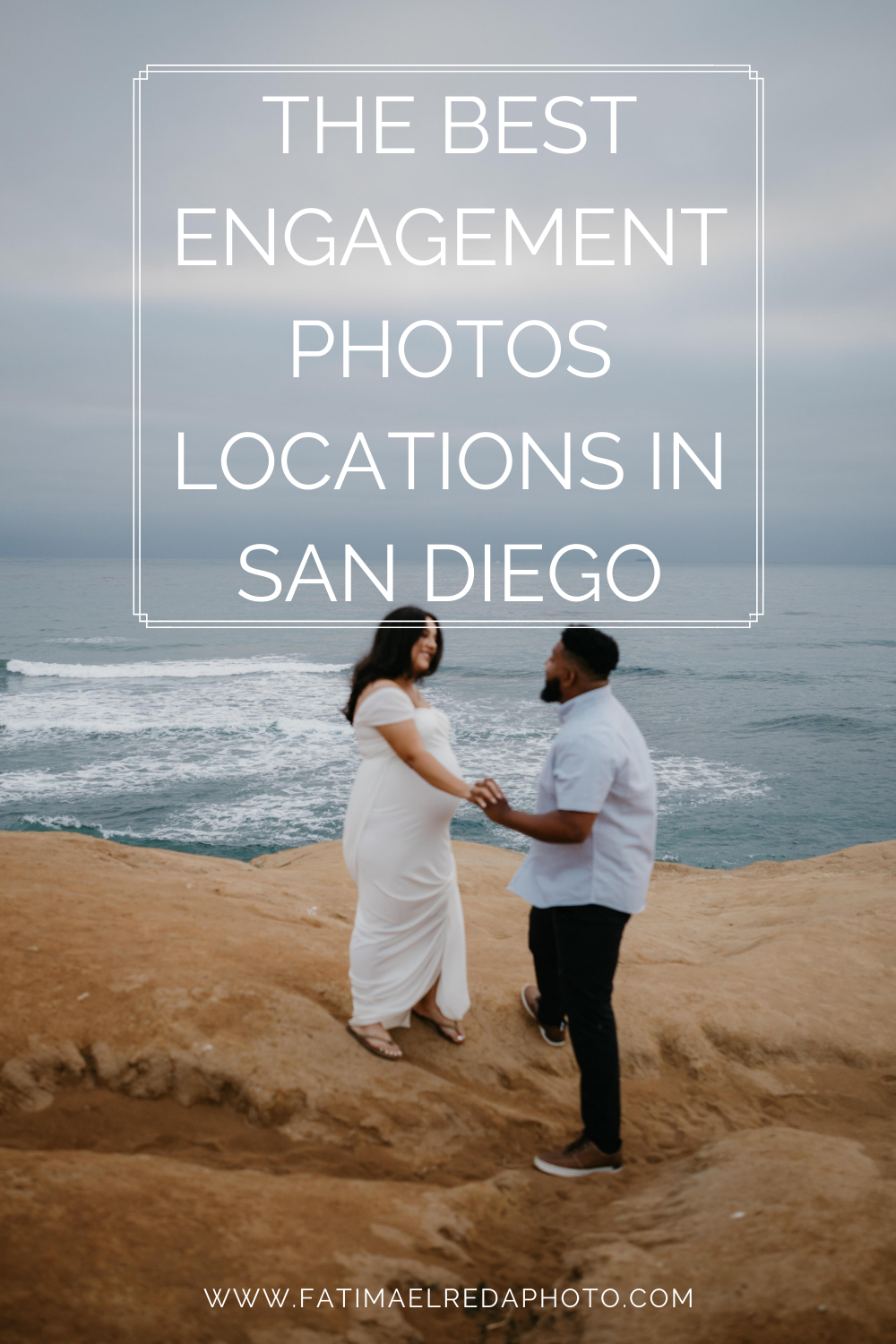 The Best Engagement Photos Locations in San Diego, image by Fatima Elreda Photo